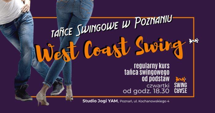 Regularny kurs West Coast Swing od podstaw